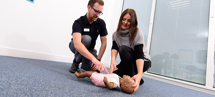 2 Day Paediatric First Aid Course