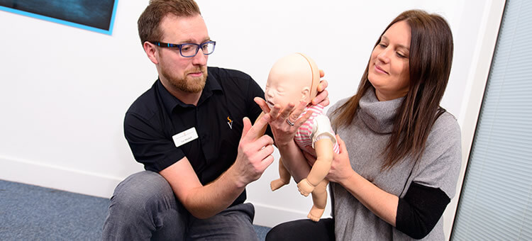 1 Day Emergency Paediatric First Aid Course