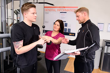 Level 2 Fitness Instructor Course