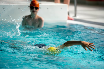 Kids Holiday Swim Skills Clinics