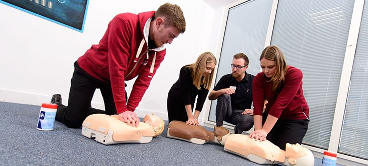 Half Day Basic Life Support Course