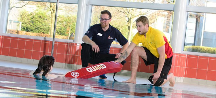 NPLQ National Pool Lifeguard Qualification Course